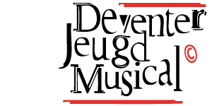 Deventer Jeugd Musical Logo